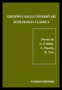 Edizioni e saggi universitari di Filologia classica
