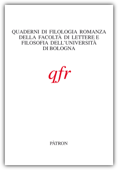 Quaderni di Filologia romanza